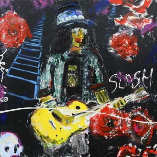 Slash and roses