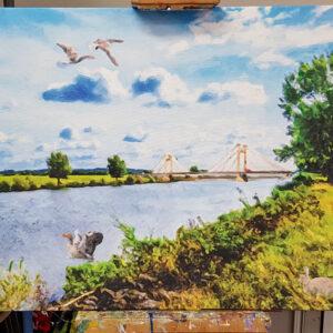 De Waal –  Willem Alexanderbrug